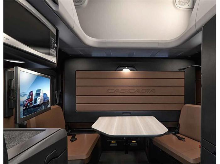 Sleeper Cab Innovations Truck Paper Blog