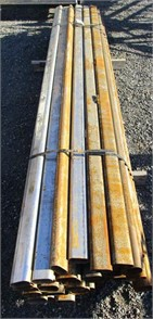 PALLET OF OVAL STEEL TUBING Other Auction Results - 1 Listings
