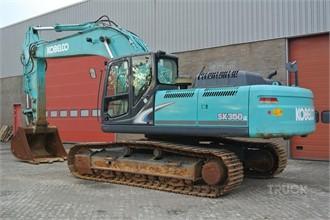 KOBELCO SK350 LC-8
