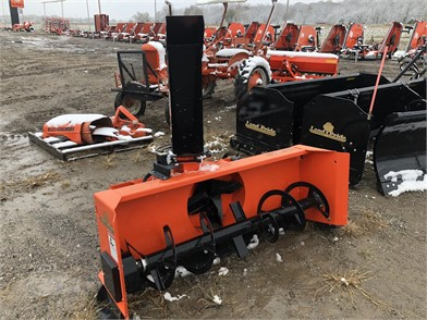 Land Pride Snow Plow For Sale - 13 Listings