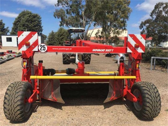 0 Pottinger Novacat 3007T - Farm Machinery for Sale