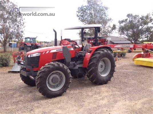 0 Massey Ferguson 4708 Farm Machinery for Sale