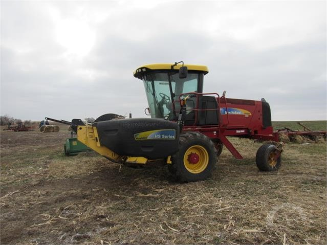 Lot # 3484 - 2008 NEW HOLLAND H8040