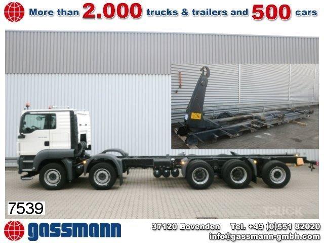 MAN TGS50.480BB