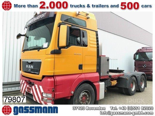 MAN TGX33.540
