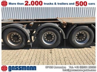 KRONE SD CONTAINER CHASSI SD CONTAINER CHASSI