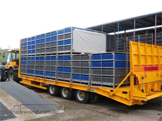 2019 Chieftain Low Loader Agricultural Trailers - Trailers for Sale