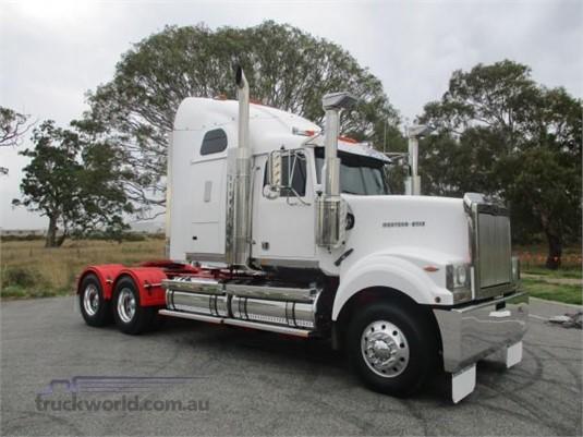 2008 Western Star 4900FX Trucks for Sale