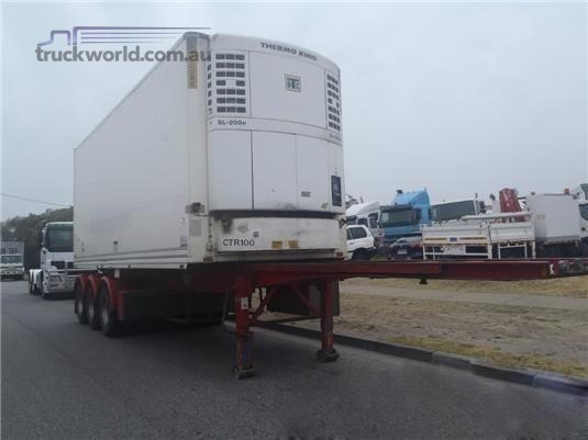 2007 Maxitrans Refrigerated Trailer - Trailers for Sale
