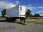 2004 Maxi Cube Refrigerated Trailer B Double Lead/Mid