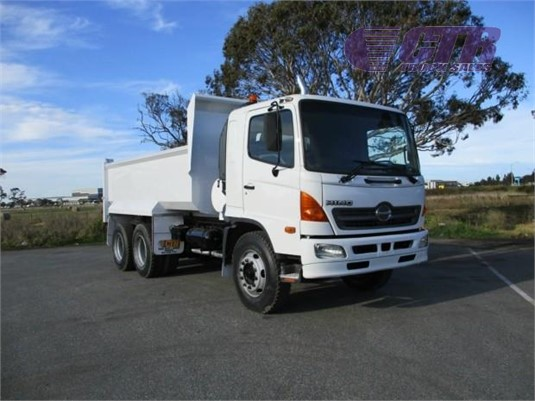 2007 Hino 500 Series 2627 FM CTR Truck Sales - Trucks for Sale