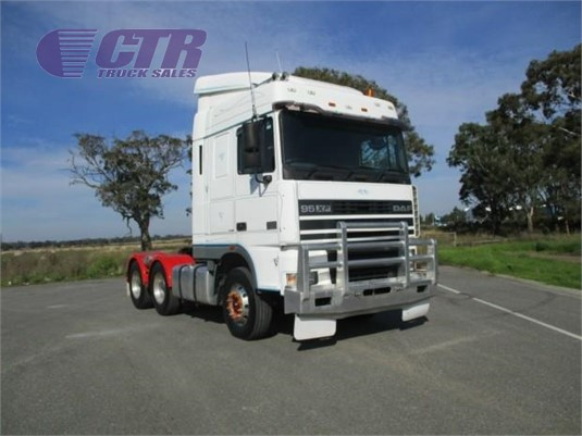 2005 DAF XF95 CTR Truck Sales - Trucks for Sale