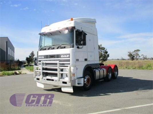 2005 DAF XF95 CTR Truck Sales - Trucks for Sale