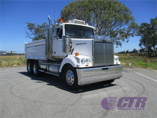 2010 Western Star 4864FX CTR Truck Sales - Trucks for Sale