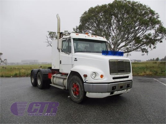 1998 Freightliner FL112 CTR Truck Sales - Trucks for Sale