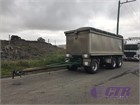 2010 Hercules Tipper Trailer Chassis Tippers