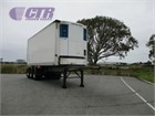 2006 Maxi Cube Refrigerated Trailer B Double Lead/Mid