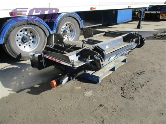 Dhollandia 1500kg Tuckaway Tailgate CTR Truck Sales - Cranes & Tailgates for Sale