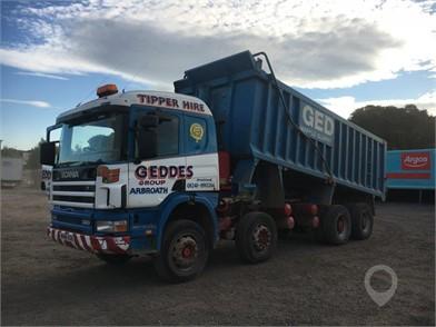 2000 SCANIA P114.380 at TruckLocator.ie