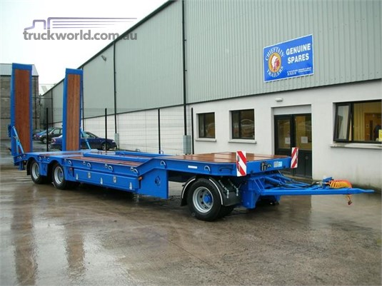 2019 Chieftain 3 Axle Turntable Trailer Trailers for Sale