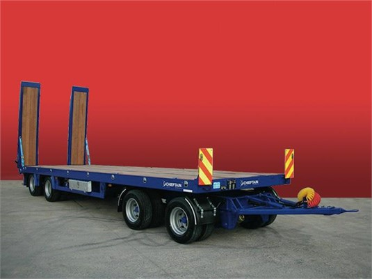2019 Chieftain 4 Axle Turntable Trailer - Trailers for Sale
