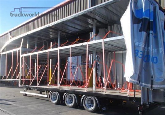 2019 SDC Double Deck Step Frame - Trailers for Sale
