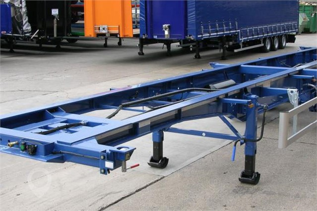 2019 SDC FIXED SKELETAL CONTAINER CHASSIS at www.mtcequipment.com