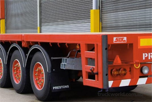 2019 SDC Flat Top Trailer Trailers for Sale