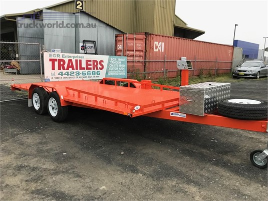 2018 EGR Plant Trailers Trailers for Sale