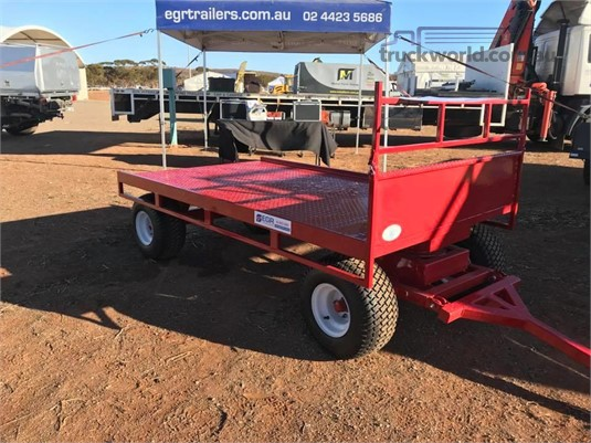 2018 EGR ATV Trailers for Sale