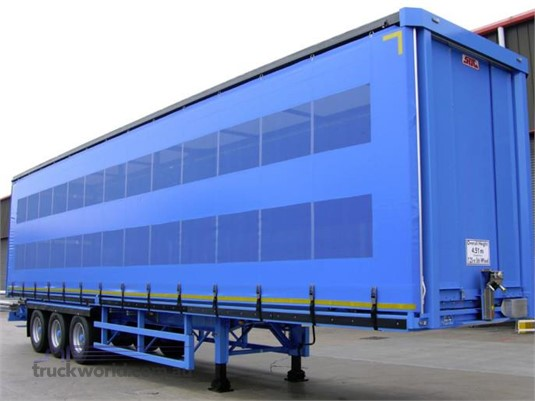 2019 SDC Dry Van Trailer - Trailers for Sale
