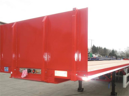 2019 SDC Flat Top Trailer - Trailers for Sale