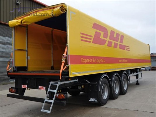 2019 SDC Curtainsider Trailer - Trailers for Sale