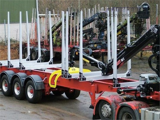 2019 SDC Log Trailer - Trailers for Sale