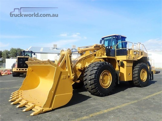 2013 Caterpillar 988H Heavy Machinery for Sale