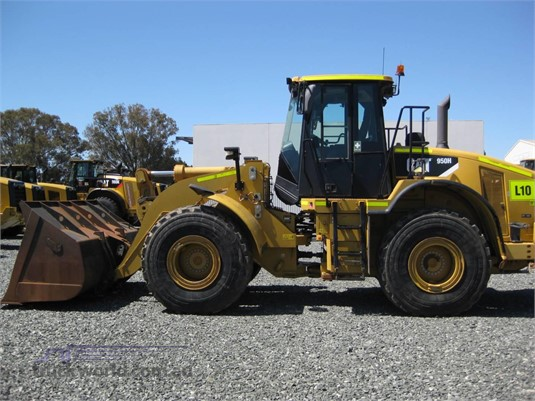 2010 Caterpillar 950H - Heavy Machinery for Sale
