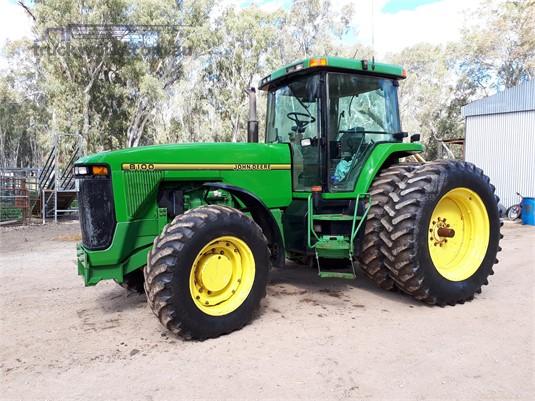 1995 John Deere 8100 Farm Machinery for Sale