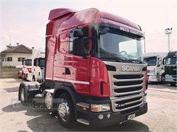 SCANIA G420  used