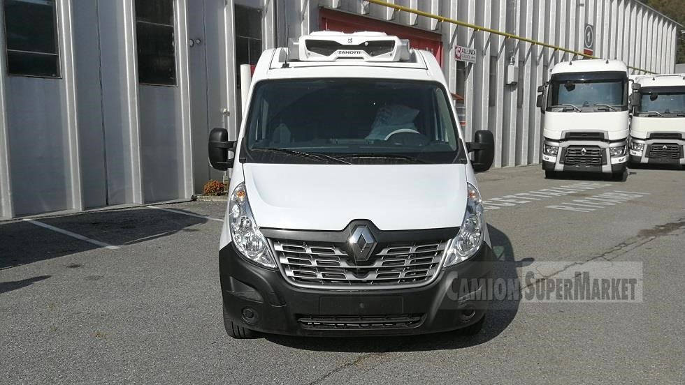 Renault MASTER 145 Nowy 2018 Lombardia