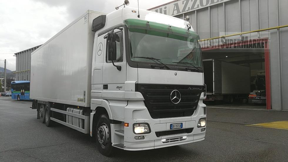 Mercedes-Benz ACTROS 2541 Uzywany 2006 Lombardia