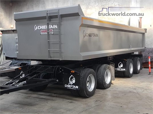 2018 Chieftain other - Trailers for Sale