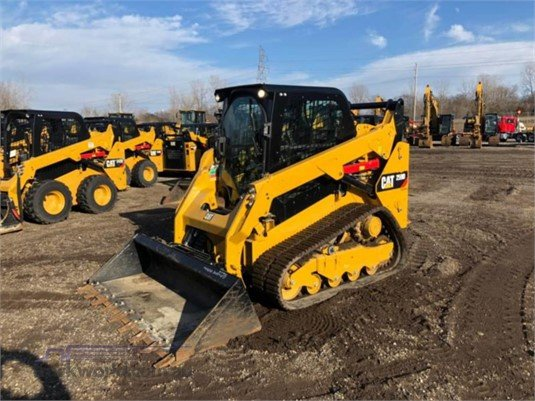 2016 Caterpillar 259D Heavy Machinery for Sale