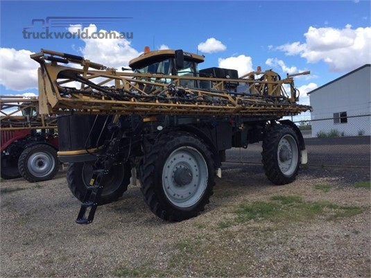 2013 Rogator RG1100 Black Truck Sales - Farm Machinery for Sale