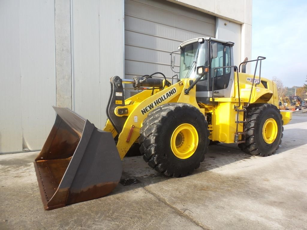 NEW|HOLLAND W270 #Used