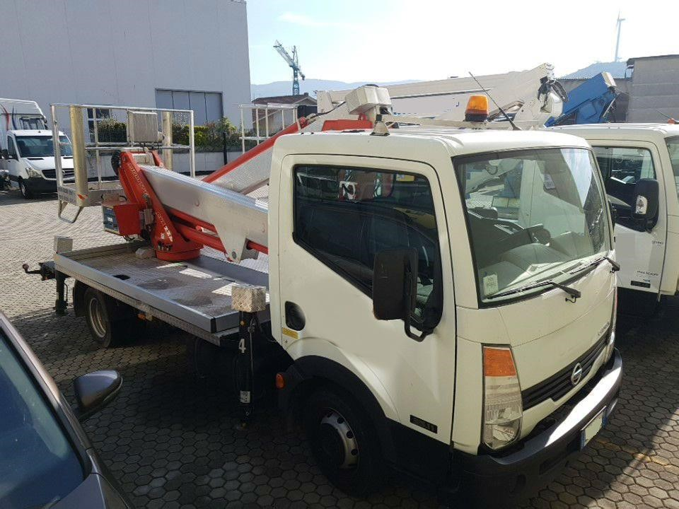 Nissan CABSTAR 35.11 Second-hand