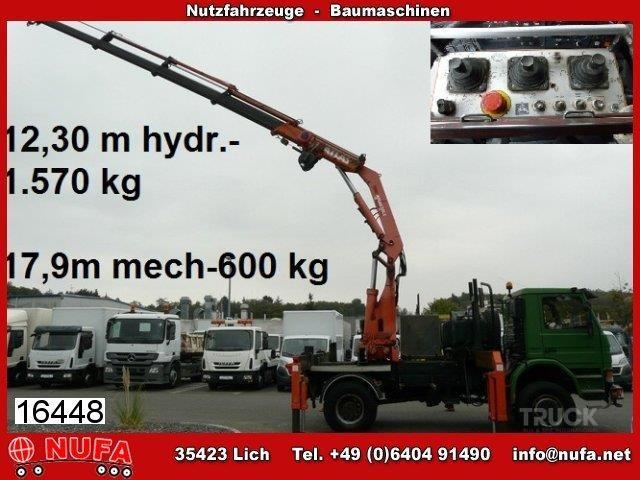 SCANIA P93H250