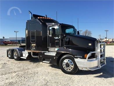 KENWORTH T600 Heavy Duty Trucks Online Auction Results - 90 Listings
