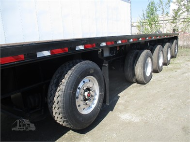 Flatbed Trailers For Sale In Milton Ontario Canada 55 Listings Truckpaper Com Page 1 Of 3