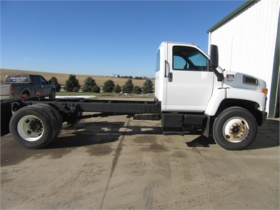 GMC TOPKICK C7500 Heavy Duty Trucks Auction Results - 57