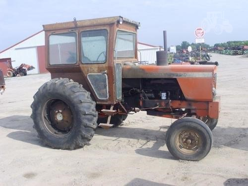 TractorHouse com | ALLIS-CHALMERS 185 Dismantled Machines